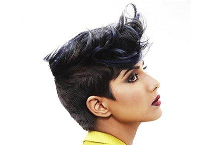 rock hairstyles female