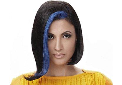 Blue Velvet hairstyles
