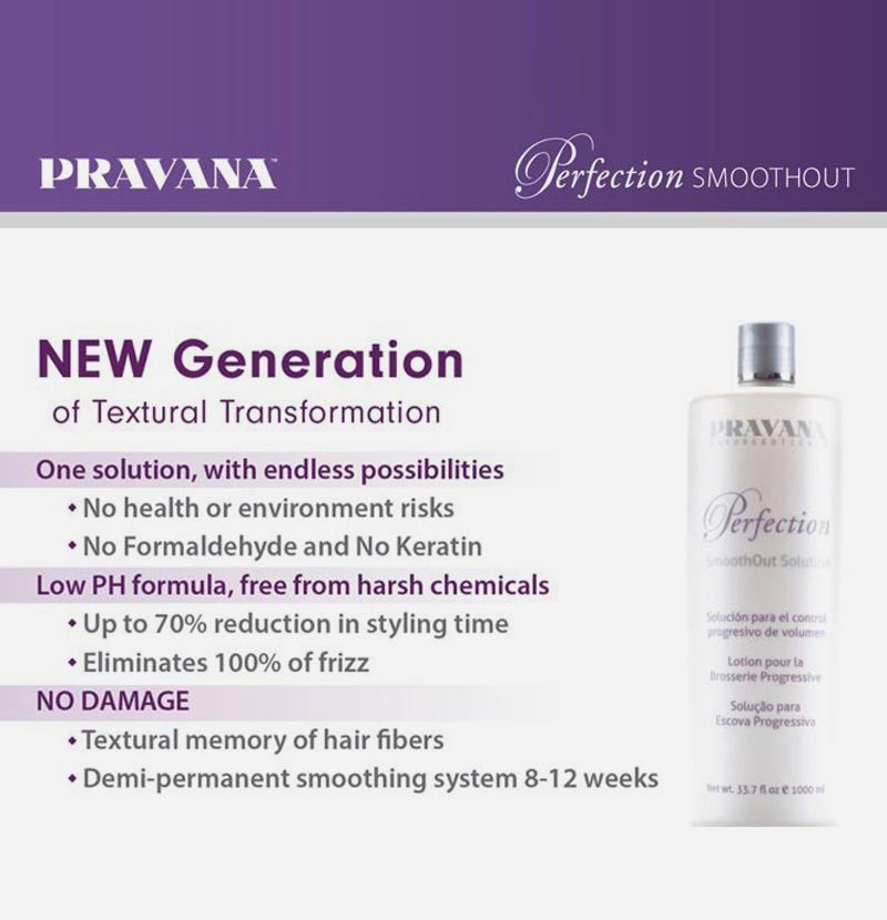 PRAVANA Perfection SmoothOut Treatment