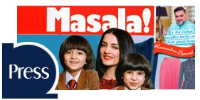 Masala Magazine Celina Jaitley