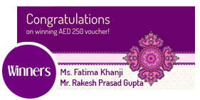 250 Voucher Winners