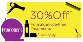 Frizz-Free Treatments