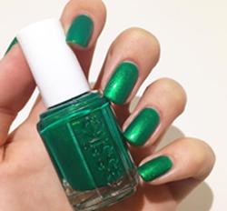 Essie All Hands On Deck <br>(Festive Evergreen)