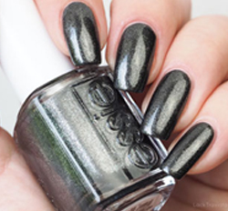 Essie Tribal Text Style<br> (Moody Midnight)