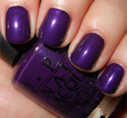 OPI Carol About You<br>(Glitz &amp; Glam Purple)