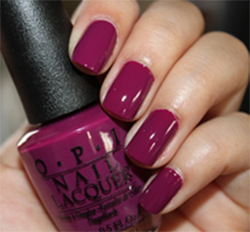 OPI Anti Bleak <br>(Glitz &amp; Glam Purple)