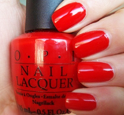 OPI Big Apple Red <br>(Rich Red)