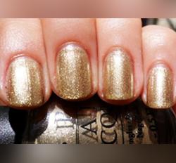 OPI Glitzerland<br> (Silver &amp; Gold)