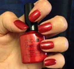 Shellac Tartan<br> (Rich Red)